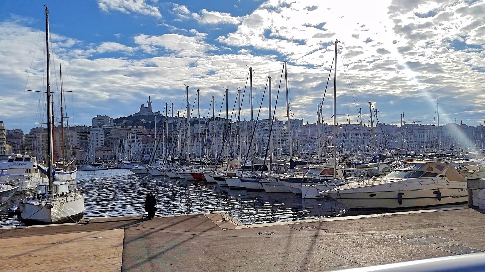 marseille-port